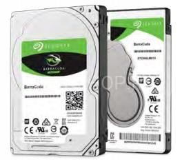 Dysk Seagate Barracuda talerz, 2.5'', 1TB, Serial ATA/600, 7mm, 5400 rpm