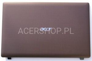 Acer 60.PW002.004 - obudowa LCD Aspire 5741 brown